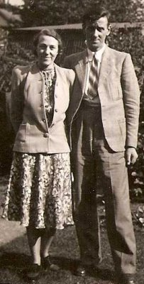 Floss & Eddy in the 1940s
